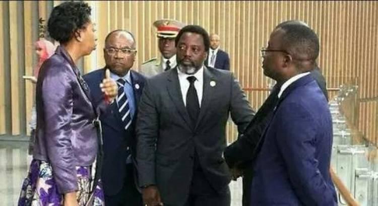 Affaire consultations d'Union Sacrée: Joseph Kabila recommande la résistance aux députés du FCC
