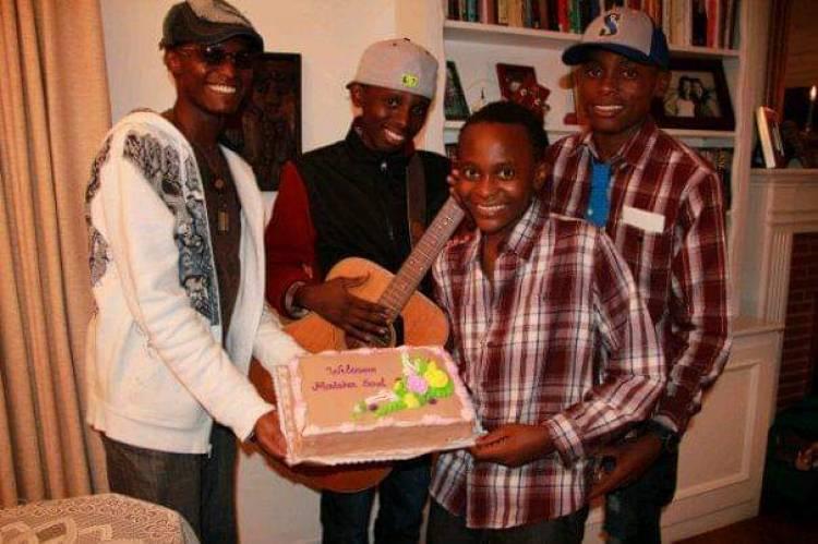 Les BALUME: la famille célèbre africaine qui fait son nom dans l'art d'Orphée!
