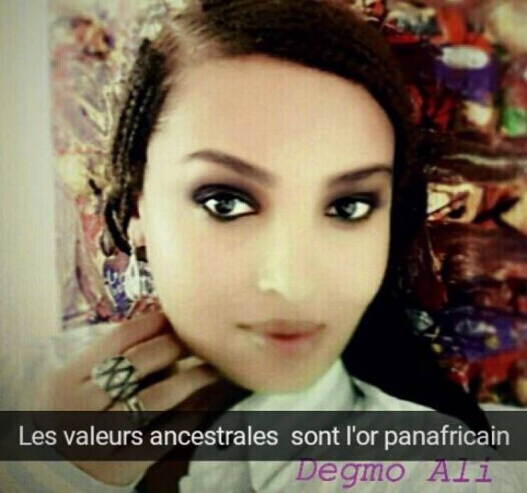DEGMO ALI, L'AMIE DU NORD-KIVU REMPORTE LE PRIX DE LA FEMME DE L'ANNÉE À BRUXELLES