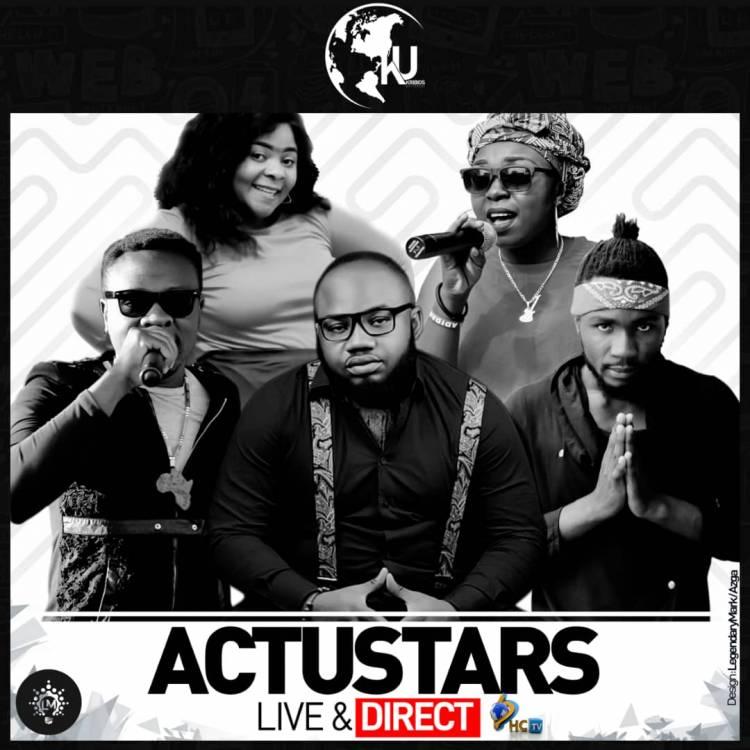 ActuStars Live: Événement hors du commun en direct sur Hope Channel TV