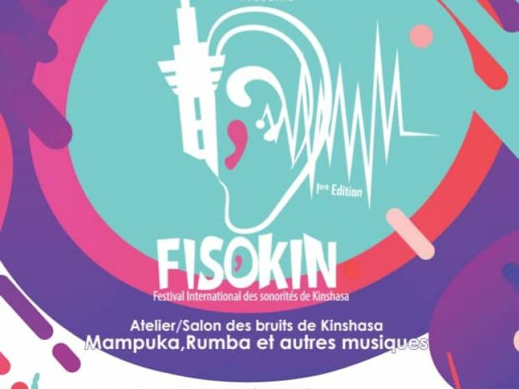 Le FISOKIN prévu ces 21 et 22 juin 2019 au CCBC et à Planète J (Kinshasa)