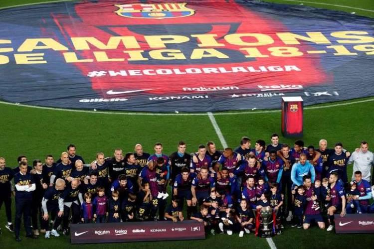 Barça, Juve, Bayern, City et PSG : rien n'est changé pendant 2 saisons !