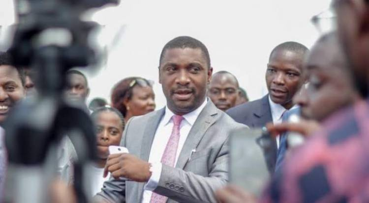 Honorable Patrick Munyomo rétabli dans ses droits de député national élu ville de Goma !