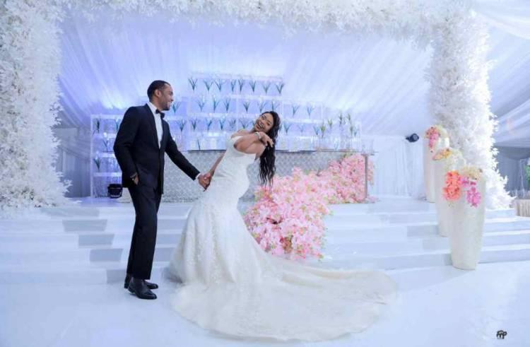 Le Mariage de Juni Bulabula et Huguette Bishweka: le succès événementiel ébouriffant !