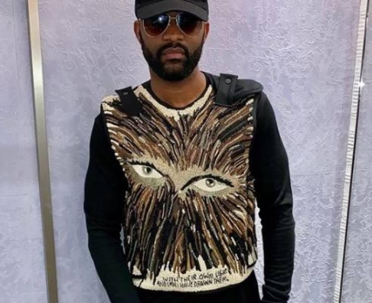 Fally Ipupa sort du dressing une pièce de plus de 10.000 d'Euros