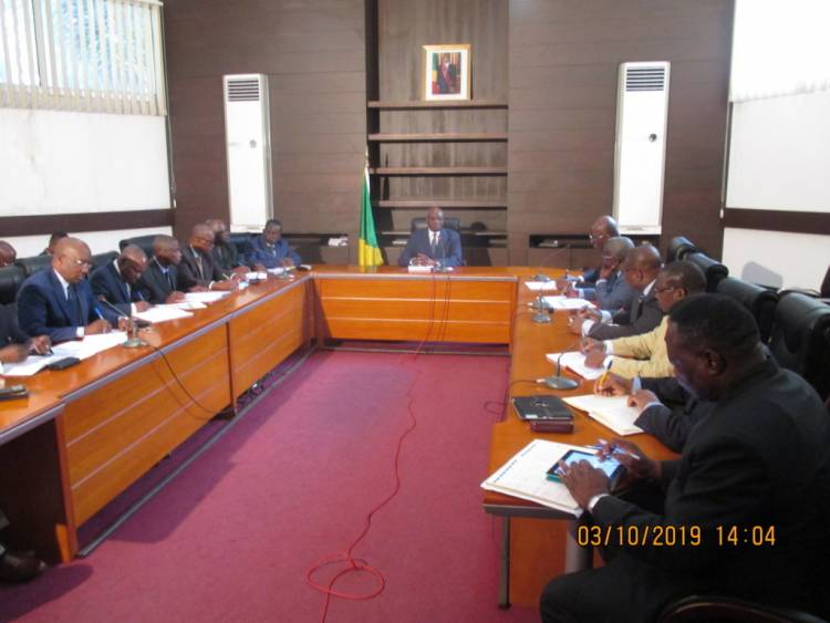 Pont-route-rail Kinshasa-Brazzaville: Les voies d'accès sur la table !