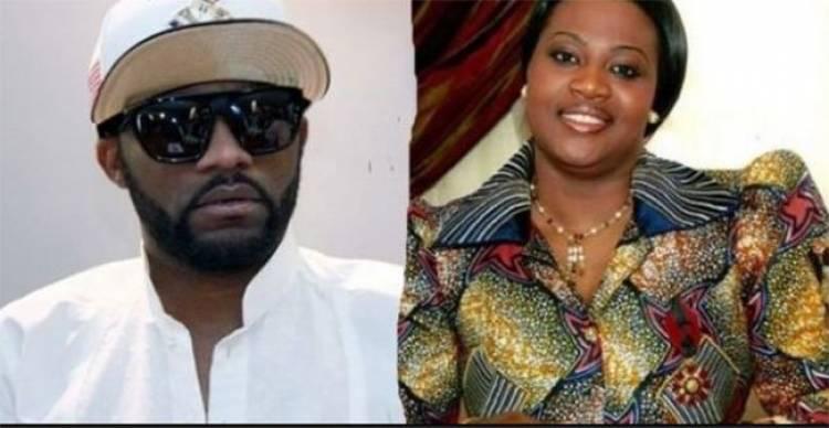 """Claudia Sassou-Nguesso: """"J'ai couché avec Fally Ipupa dans un avion"""""""