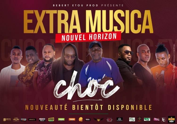 Extra Musica Nouvel Horizon: Un nouveau groupe musical a vu le jour à Brazzaville