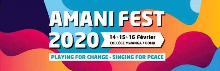 Tout Goma vibre dans l'ambiance du Festival Amani