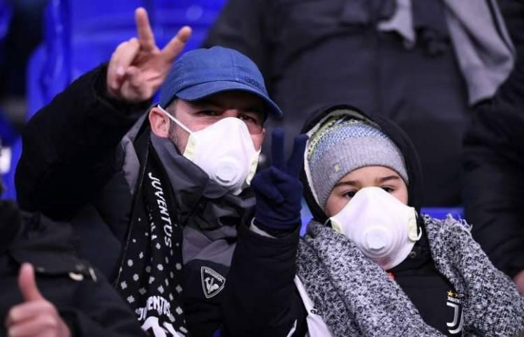 Catastrophe: Le coronavirus s'invite dans le monde du football