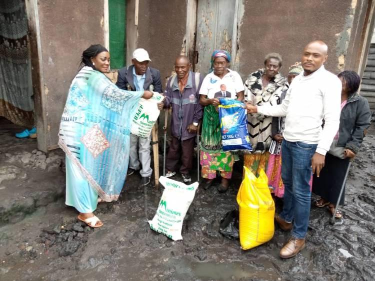 "Congo Excellence Internationale dans une Campagne de solidarité ""Tu chukuliyane"" (Entraide)"