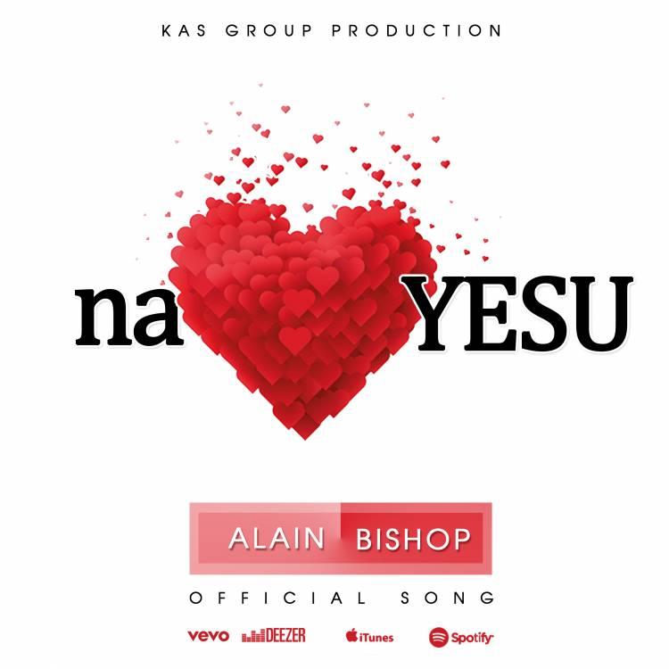 """L'Évangéliste Alain BISHOP annonce la sortie d'un nouveau single """"Na Lova YESU"""""""
