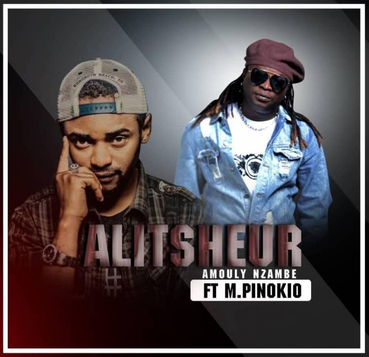 PARDON, une nouvelle chanson de l'artiste Alitsheur Amouly feat. Magic Pinokio