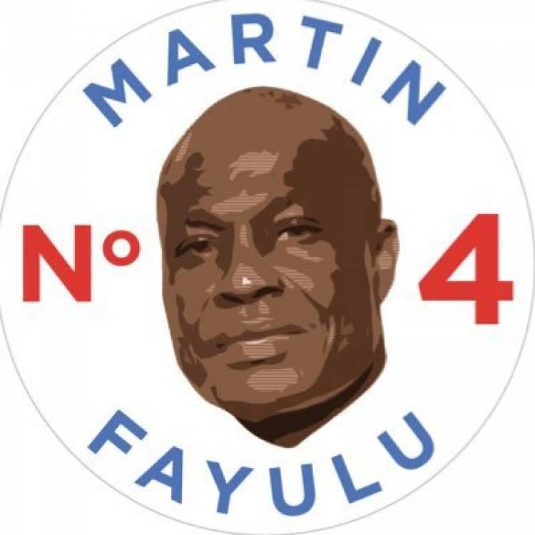 COLETTE BRAECKMAN : MARTIN FAYULU EST ARRIVÉ EN TÊTE AVEC UNE CONFORTABLE AVANCE, MÊME DANS LE FIEF DE L'UDPS À LIMITE !