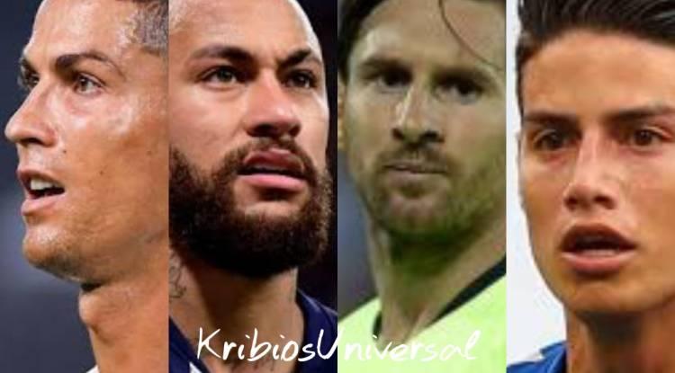 10 footballeurs actifs les plus suivis sur les réseaux sociaux