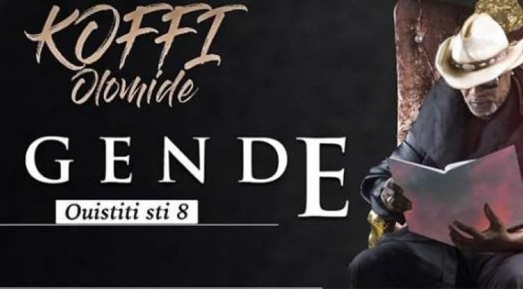Pour quand La Légende ? L'album solo de Koffi Olomidé longtemps annoncé !