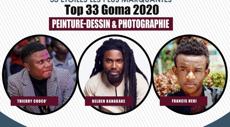 33 plus marquants en 2020: Peinture-Dessin & Photographie