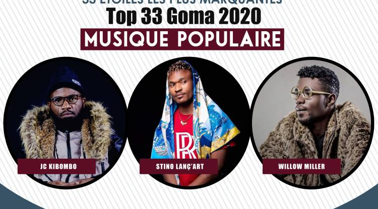 33 plus marquants en 2020: Musique Populaire
