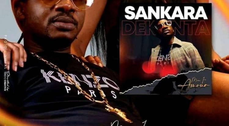 "Sankara Dekunta s'annonce avec un single ""Mon 1er amour"""
