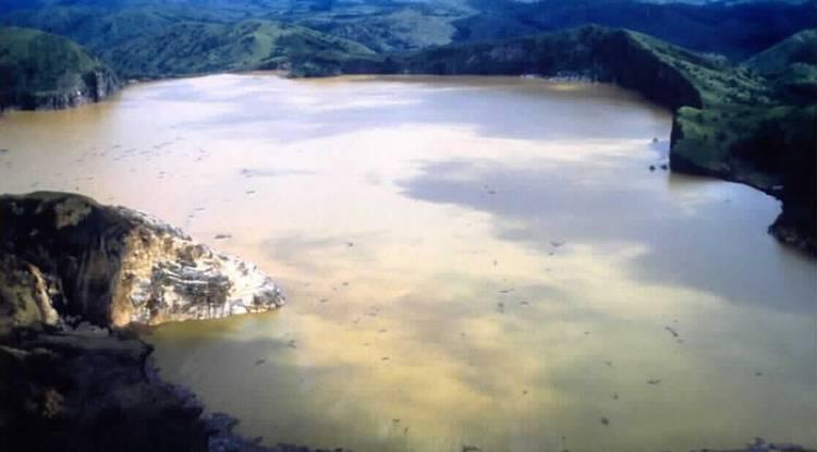 Qu'est ce qu'une éruption limnique que le lac Kivu avec son Gaz méthane pourrait produire ?