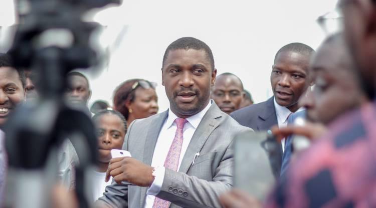 Patrick Munyomo, l'homme le plus adulé des Gomatraciens, est de retour à Goma !
