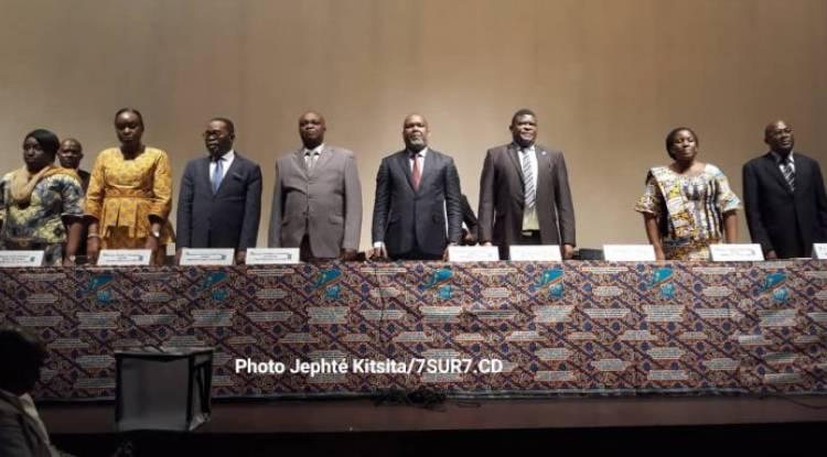 En RDC, CORNEILLE NANGAA LANCE OFFICIELLEMENT LA CAMPAGNE ÉLECTORALE