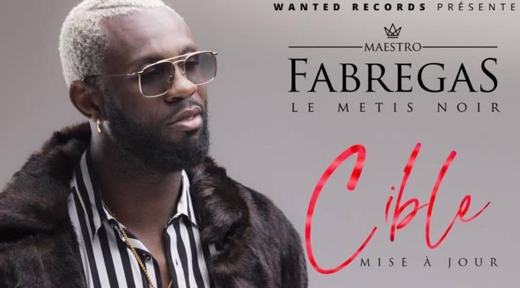 Découvrez le double album de l'artiste musicien Congolais Fabregas Le Métis Noir