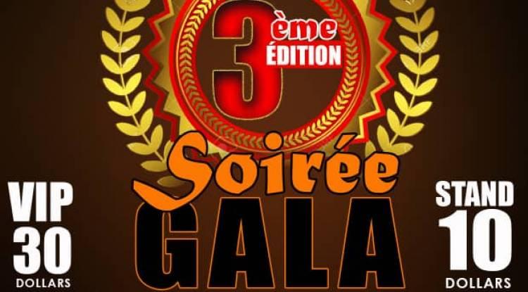 """Grand Kivu Magazine annonce """"Les Trophées d'excellence"""" 3ème Édition."""
