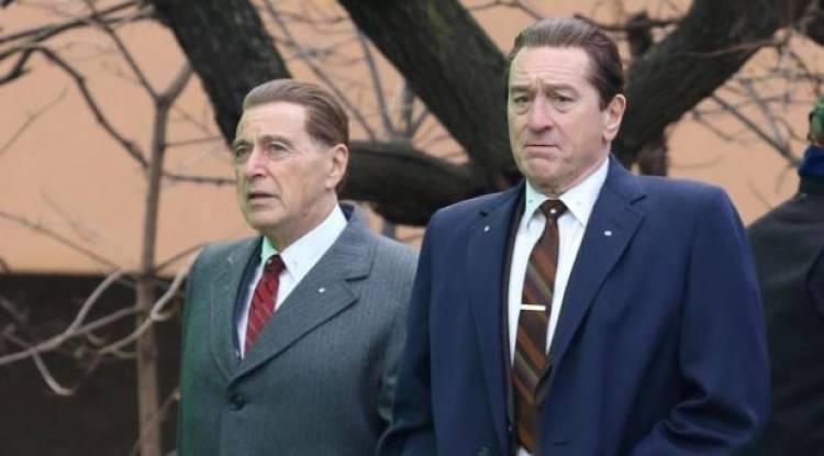 """À très bientôt la sortie mondiale du film ahurissant """"The Irishman"""""""