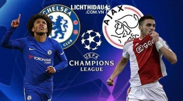 Chelsea vs Ajax : Un scénario magnifique pour une affiche magnifique