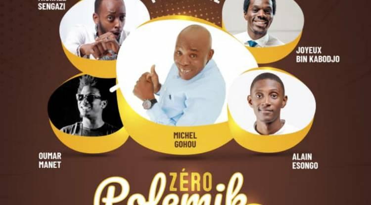 Le Festival Zéro Polémik : La Caravane du rire à Goma