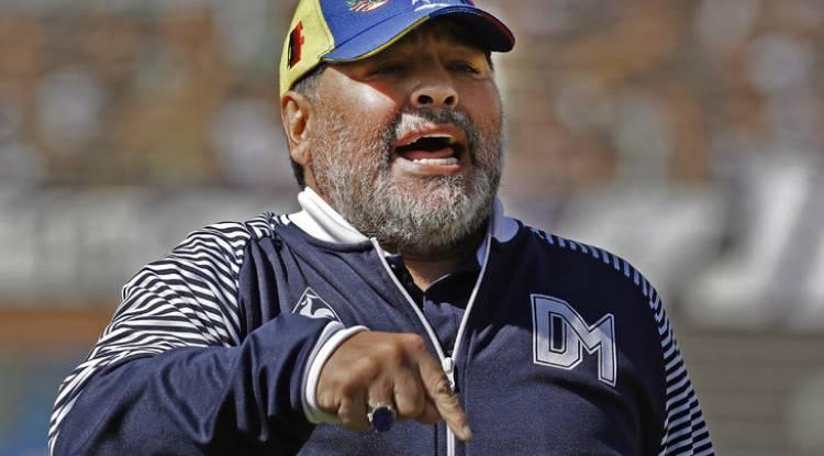 Maradona dévoile le meilleur joueur de l'histoire du football !