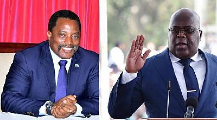 Des propos contradictoires de Félix Tshisekedi !