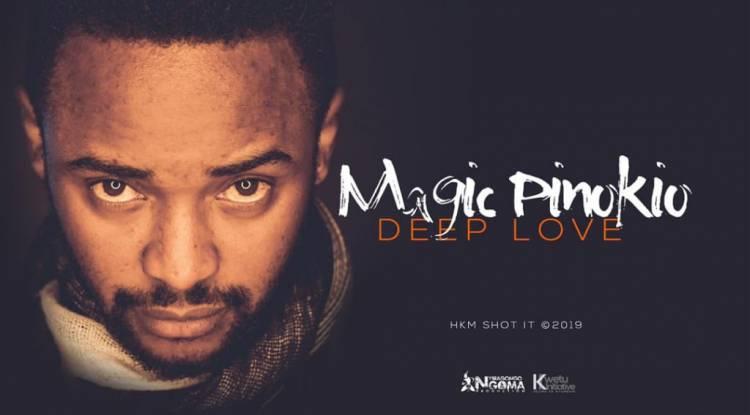 "Magic Pinokio publie le clip de sa chanson ""Deep Love"""