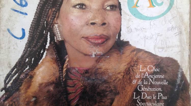 Lucie Eyenga, la grande dame de la musique Congolaise