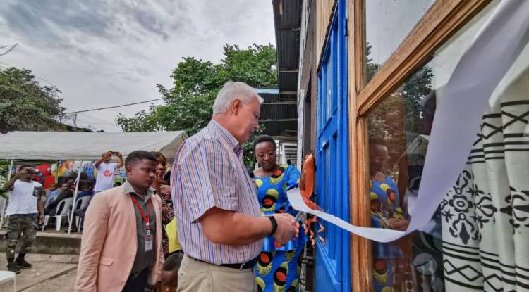 Aka et Ifcca ouvrent ses portes à Goma avec tambour et trompette