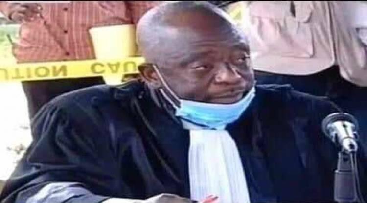Décès ce matin 27 mai du juge président chargé du procès Vital Kamerhe