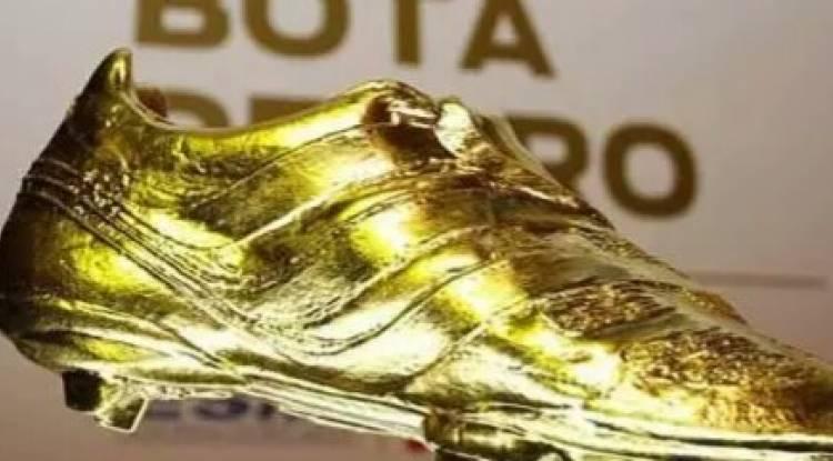 La course au soulier d'or 2020 dans le monde du football Européen