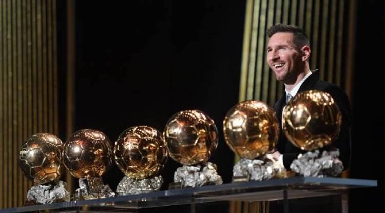 10 Joueurs ayant plus d'1 Ballon d'or