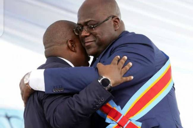 Urgent !!! 7 points dévoilés du « deal », l'accord Tshisekedi-Kabila