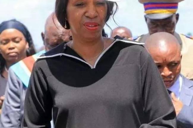 Crise politique en RDC : Menacée de quitter son poste, Jeannine Mabunda absente à la retraite du FCC