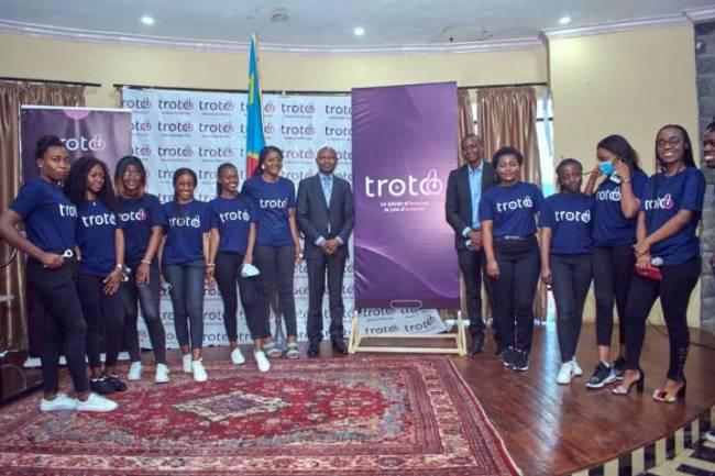 Troto, nouvelle plateforme de vente, d'achat et d'écoute de musique au Congo-Kinshasa !