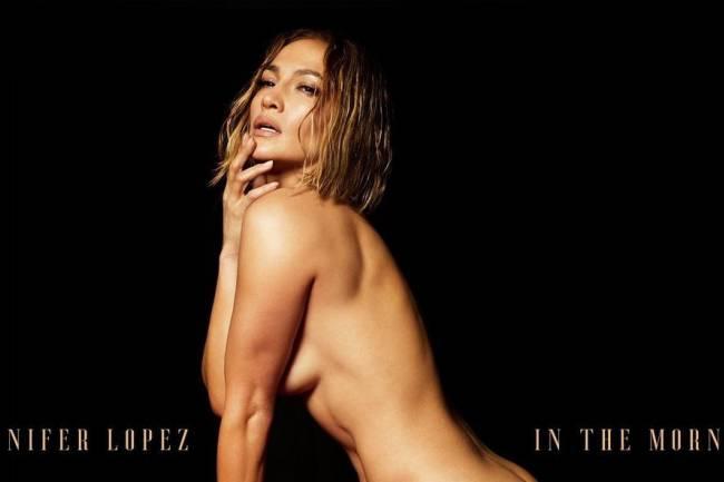 """Jennifer Lopez se dévoile entièrement nue et se fait tacler : """"Vous valez mieux que ça !"""""""