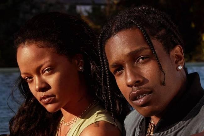 Rihanna et ASAP Rocky désormais en couple !