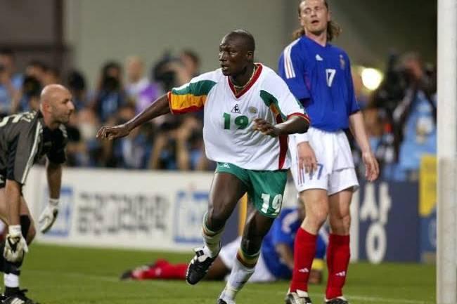 Il a marqué le but victorieux contre la France lors du match d'ouverture de la Coupe du monde de 2002, Qui est Bouba Diop ?