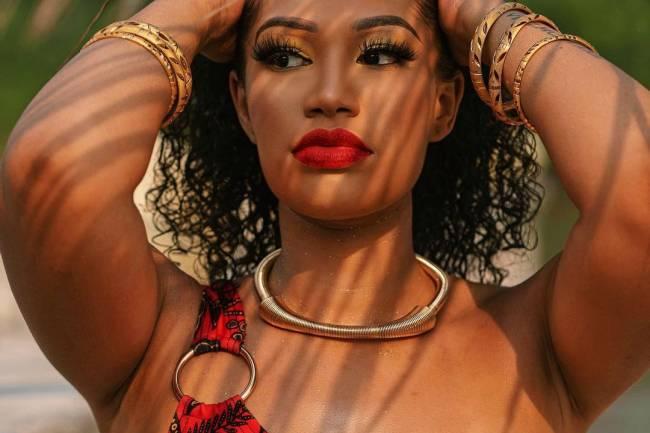 Zoom sur Mélissa Yansané, une nouvelle étoile de la musique congolaise !