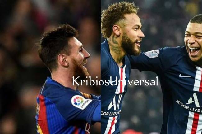Mbappé-Neymar-Messi au PSG: un trio imaginaire de Cafu