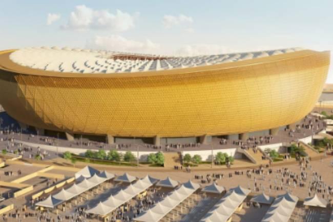 COUPE DU MONDE 2022: VOICI LA MAQUETTE SURRÉALISTE DU LUSAIL STADIUM AU QATAR