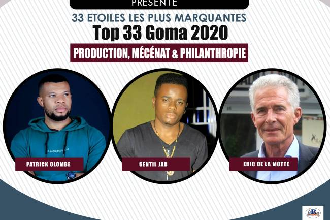 33 plus marquants en 2020 : Production & Mécénat & Philanthropie