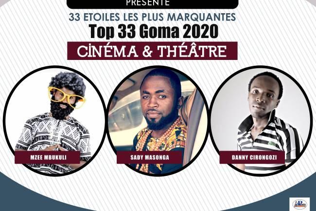 33 plus marquants en 2020 : Cinéma & Théâtre